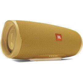 Портативна акустика JBL Charge 4 Yellow / Gold (JBLCHARGE4YEL), Цвет: Желтый, фото
