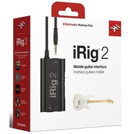 Інтерфейс для iPOD / iPhone / iPAD IK MULTIMEDIA iRIG 2, фото 5