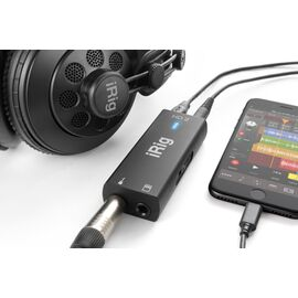 Аудиоинтерфейс для iOS/Mac/PC IK MULTIMEDIA iRIG HD2, фото 8