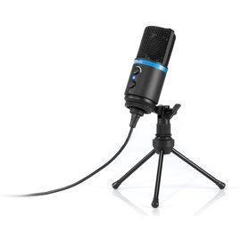 USB мікрофон для iPhone, iPad, iPod touch, Mac, ПК і Android IK MULTIMEDIA iRig Mic Studio (Black), фото 2