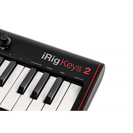 MIDI клавиатура IK MULTIMEDIA iRig Keys 2, фото 5