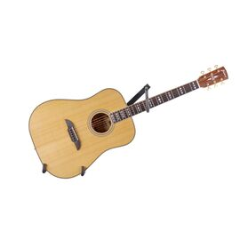Держатель настенный для акустической / классической гитары ROCKSTAND RS20931 Acoustic Guitar Wall Hanger, horizontal, фото 3