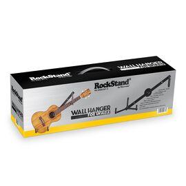 Держатель настенный для укулеле ROCKSTAND RS20932 Ukulele Wall Hanger, horizontal, фото 10