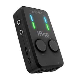 Аудиоинтерфейс IK MULTIMEDIA iRig Pro Duo I/O, фото