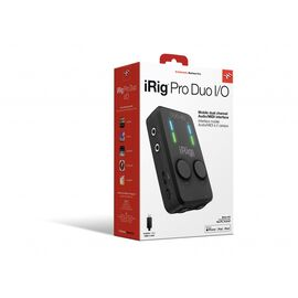 Аудиоинтерфейс IK MULTIMEDIA iRig Pro Duo I/O, фото 10