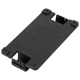 Крепление быстросъемное для педалей и педалбордов ROCKBOARD QuickMount Type H - Pedal Mounting Plate For Digitech Compact Pedals, фото