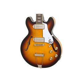 Полуакустическая гитара EPIPHONE CASINO COUPE VINTAGE SUNBURST, фото 2