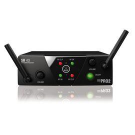 Микрофонная радиосистема AKG WMS40 Mini2 Vocal Set BD US25B/D, фото 2