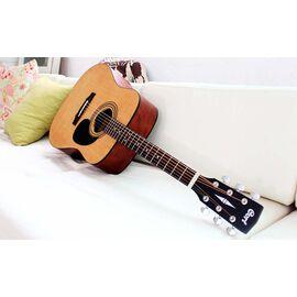 Акустична гітара c чохлом і аксесуарами CORT TRAILBLAZER PACK CAP-810 (Open Pore), фото 3