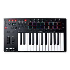 MIDI клавиатура M-AUDIO Oxygen Pro 25, фото