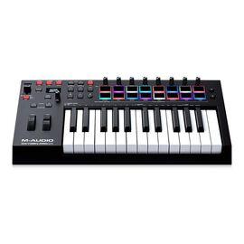 MIDI клавиатура M-AUDIO Oxygen Pro 25, фото 2