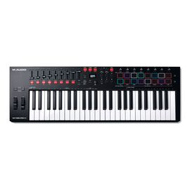 MIDI клавиатура M-AUDIO Oxygen Pro 49, фото