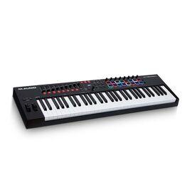MIDI клавиатура M-AUDIO Oxygen Pro 61, фото 3