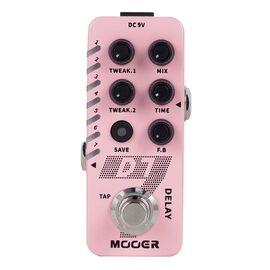 Гитарная педаль дилей MOOER D7 Delay, фото