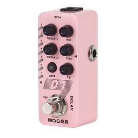 Гитарная педаль дилей MOOER D7 Delay, фото 2