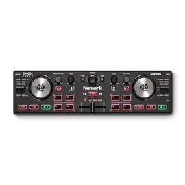 Компактный DJ контроллер NUMARK DJ2GO2 Touch, фото