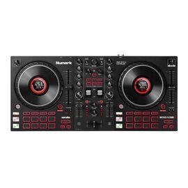 4-Дековый DJ контроллер NUMARK MIXTRACK PLATINUM FX, фото