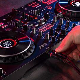 4-Дековый DJ контроллер NUMARK MIXTRACK PLATINUM FX, фото 5