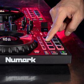 2-Дековый DJ контроллер NUMARK MIXTRACK PRO FX, фото 7
