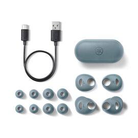 Беспроводные наушники YAMAHA TW-E3A BLUE, фото 4