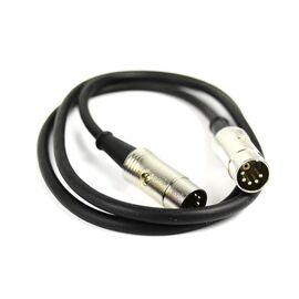 MIDI кабель QUIK LOK S165-1BK, фото