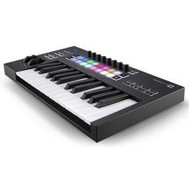 MIDI клавиатура NOVATION Launchkey 25 MK3, фото 3