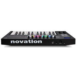 MIDI клавиатура NOVATION Launchkey 25 MK3, фото 4