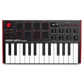 MIDI клавиатура AKAI MPK MINI MK3, фото