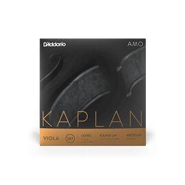 Струны для альта D`ADDARIO KA410 4/4LM KAPLAN AMO VIOLA 4/4 MEDIUM, LONG SCALE, фото