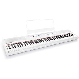 Сценічне цифрове піаніно ALESIS RECITAL WHITE, фото 2