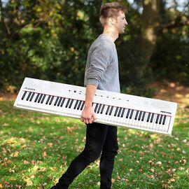 Сценічне цифрове піаніно ALESIS RECITAL WHITE, фото 6