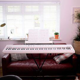 Сценічне цифрове піаніно ALESIS RECITAL WHITE, фото 8