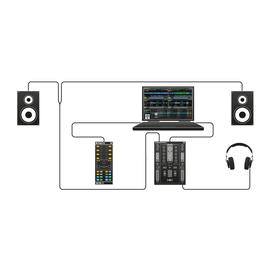 DJ-контроллер Native Instruments Traktor Kontrol X1 MK2, фото 6