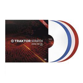 Виниловая пластинка Native Instruments TRAKTOR SCRATCH Control Vinyl MK2 Clear, фото