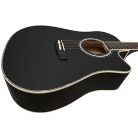 Акустична гітара PARKSONS JB4111C (Black), фото 2