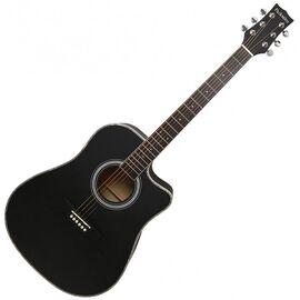 Акустична гітара PARKSONS JB4111C (Black), фото