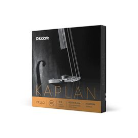 Струны для виолончели D`ADDARIO KS510 4/4M KAPLAN CELLO STRINGS 4/4 MEDIUM, фото 2