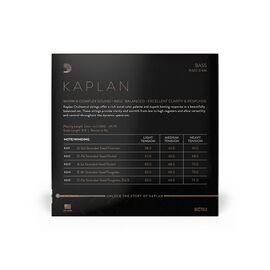 Струны для контрабаса D`ADDARIO K610 3/4M KAPLAN DOUBLE BASS 3/4 MEDIUM, фото 3