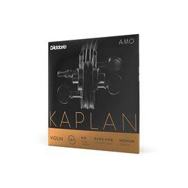 Струны для скрипки D`ADDARIO KA310 4/4M KAPLAN AMO VIOLIN STRINGS 4/4 MEDIUM, фото 2