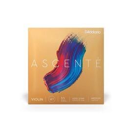 Струны для скрипки D`ADDARIO A310 3/4M Ascenté Violin Strings 3/4M, фото 3