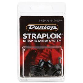 Стреплоки для ремней DUNLOP SLS1103BK ORIGINAL DESIGN BLACK, фото 2