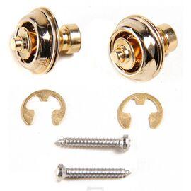 Стреплоки для ремней DUNLOP SLS1504G TRADITIONAL DESIGN GOLD, фото 5
