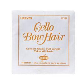 Волос для смичка віолончелі DUNLOP HE904 CELLO BOW HAIR, фото 2