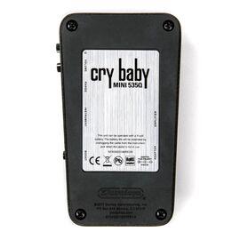 Гітарний ефект DUNLOP CBM535Q Cry Baby Mini 535Q, фото 5