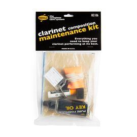 Средство по уходу за духовыми инструментами DUNLOP HE106 Composition Clarinet Maintenance Kit, фото 2