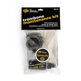 Средство по уходу за духовыми инструментами DUNLOP HE110 Trombone Maintenance Kit, фото 2