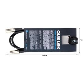 MIDI кабель QUIK LOK S165-2BK, фото 4