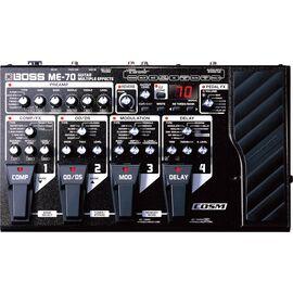 Гитарный процессор BOSS ME-70, фото