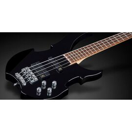Бас-гитара (1524052300CAALDAWW) WARWICK RockBass Vampyre, 4-String (Solid Black High Polish), фото 4