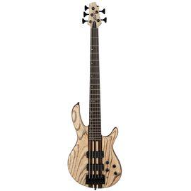 Бас гітара CORT A5 Ultra Ash (Etched Natural Black), фото